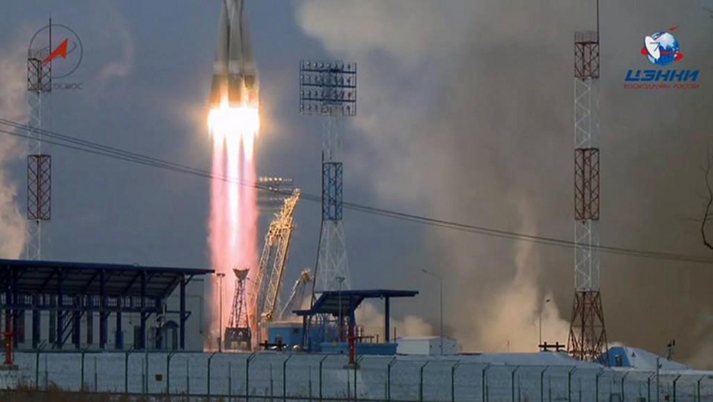 Satellite russo fuori orbita la maledizione di vostochny for Le navicelle spaziali