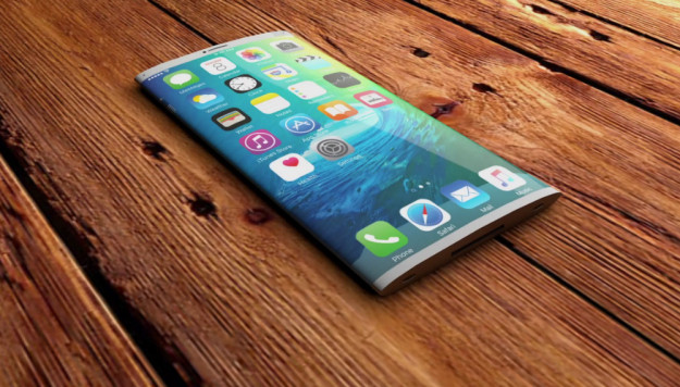 iphone 7 curved wraparound display