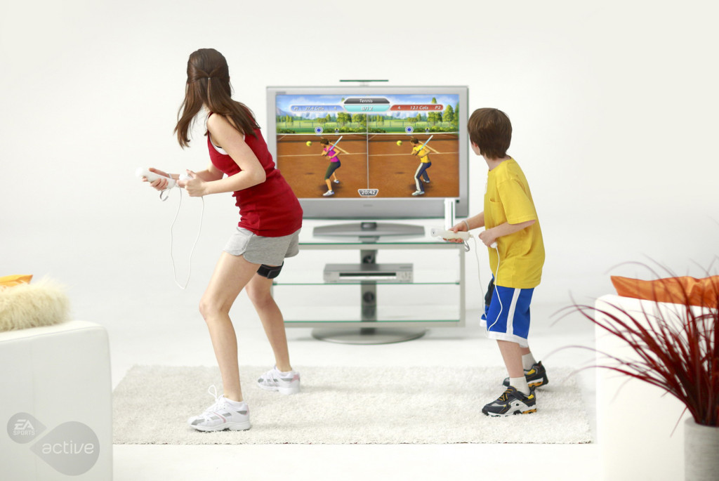 motion controlled games