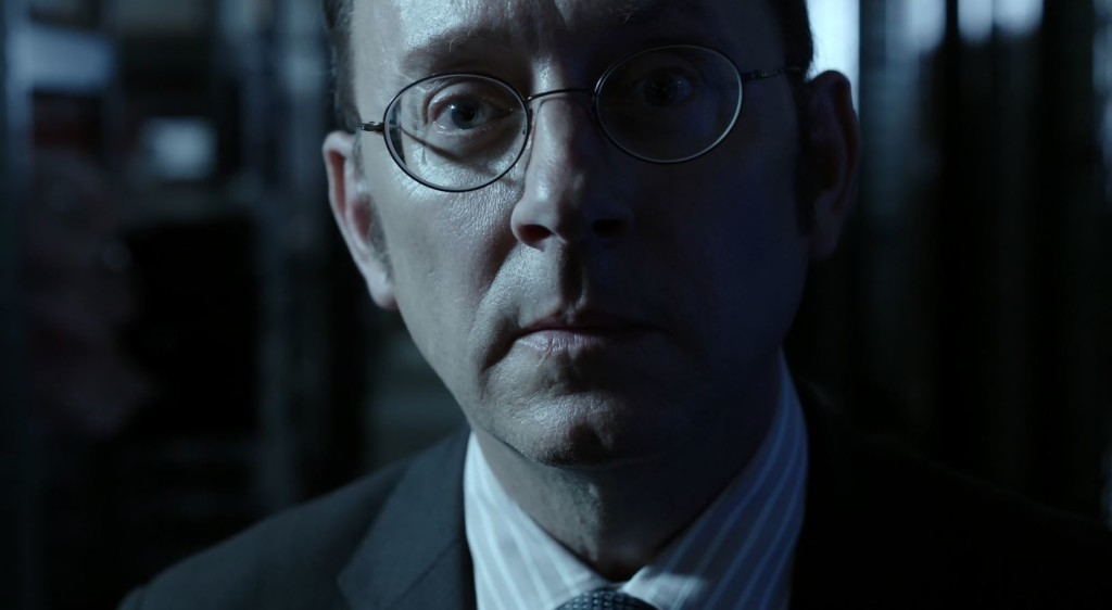 Michael Emerson as Harold Finch  Person Of Interest S5Ep01 B S O D  Review