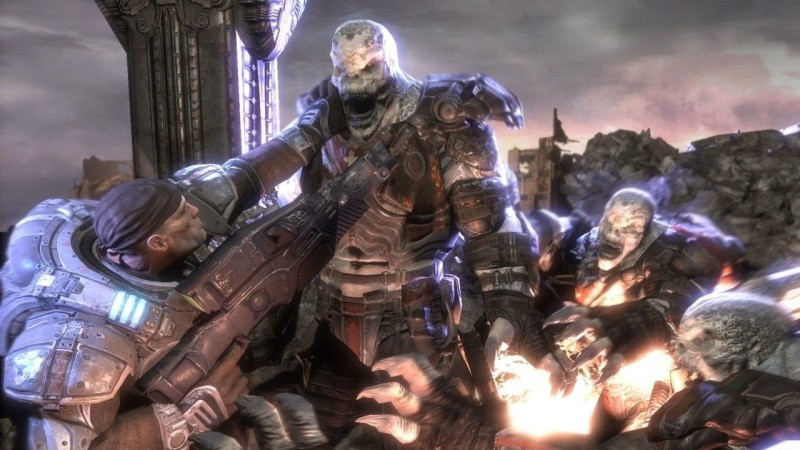 Gears of War su PC, nuova patch che corregge quasi tutto