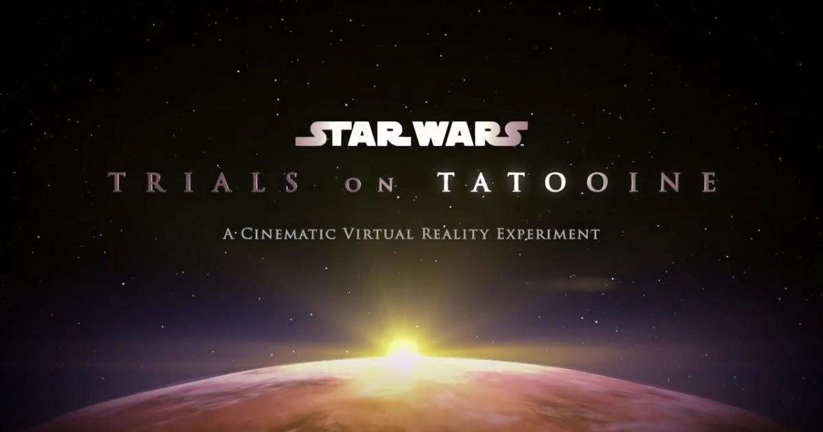 Star Wars su HTC Vive, spade laser nella realtà virtuale!