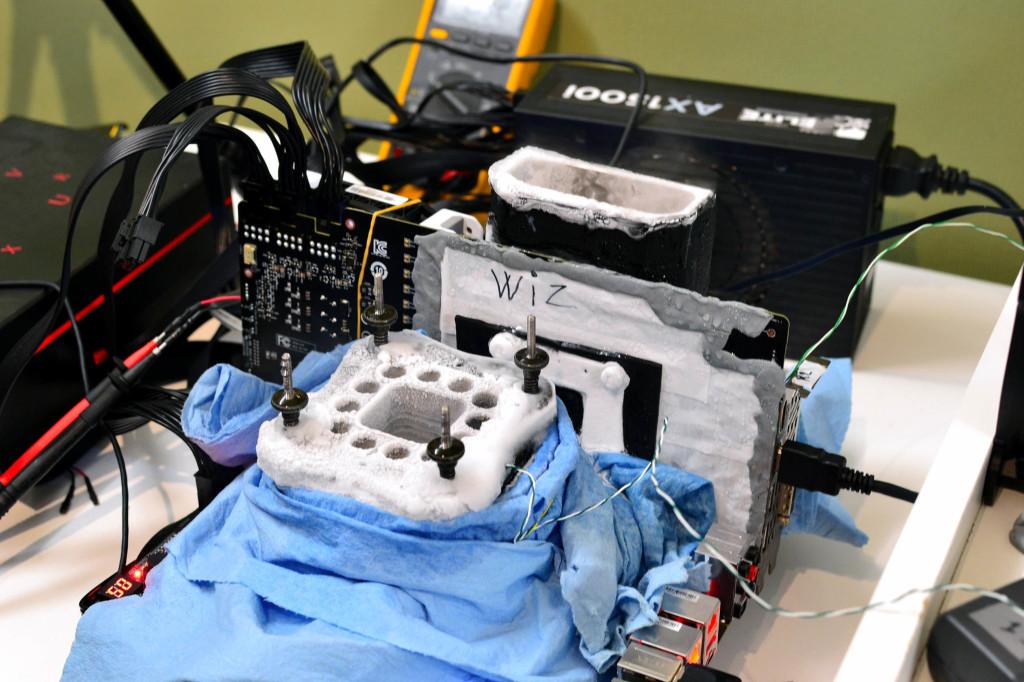 Differenza Tra Raffreddamento A Liquido E Ad Aria.Overclock Con Raffreddamento A Liquido Tom S Hardware