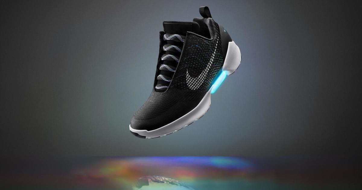 Ecco le Nike con lacci automatici come in Ritorno al Futuro