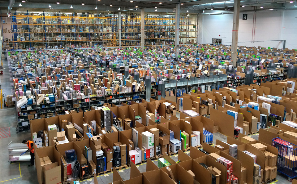 Amazon: AgCom, diffida al gigante dell'e-commerce