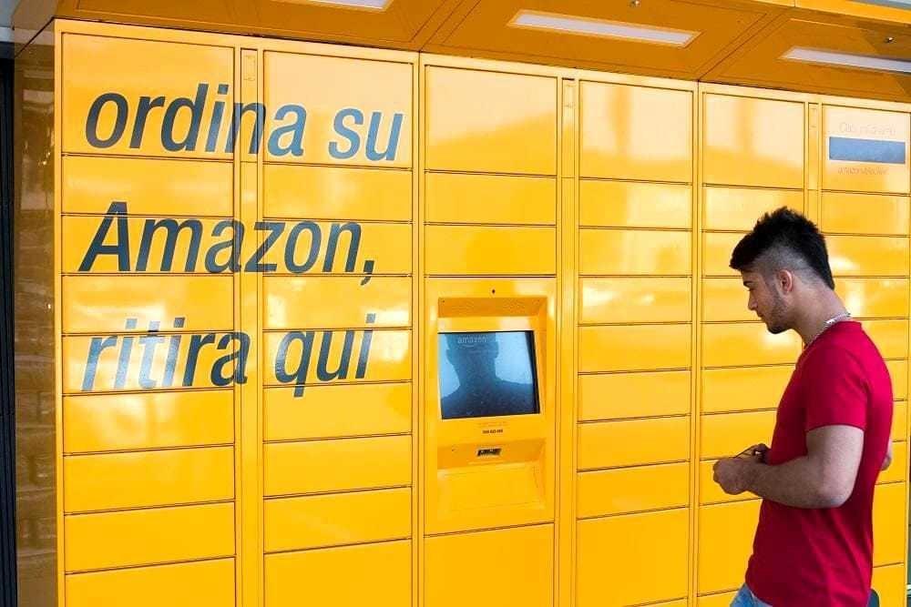 Amazon: AgCom, diffida al gigante dell'e-commerce