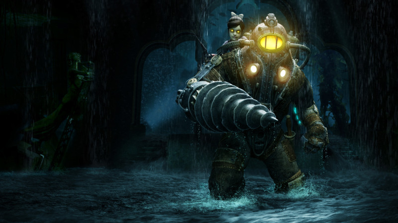 Bioshock The Collection in arrivo su PC, PS4 e Xbox One?