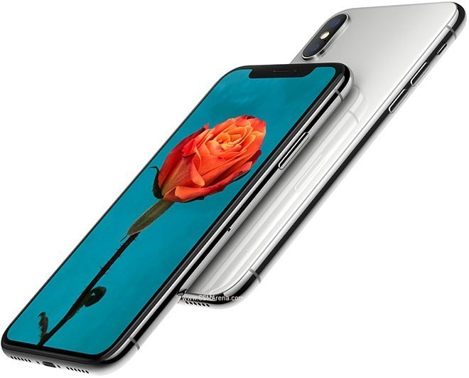 iPhone X official photo large