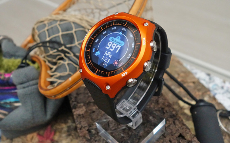 casio android wear 1400 ed