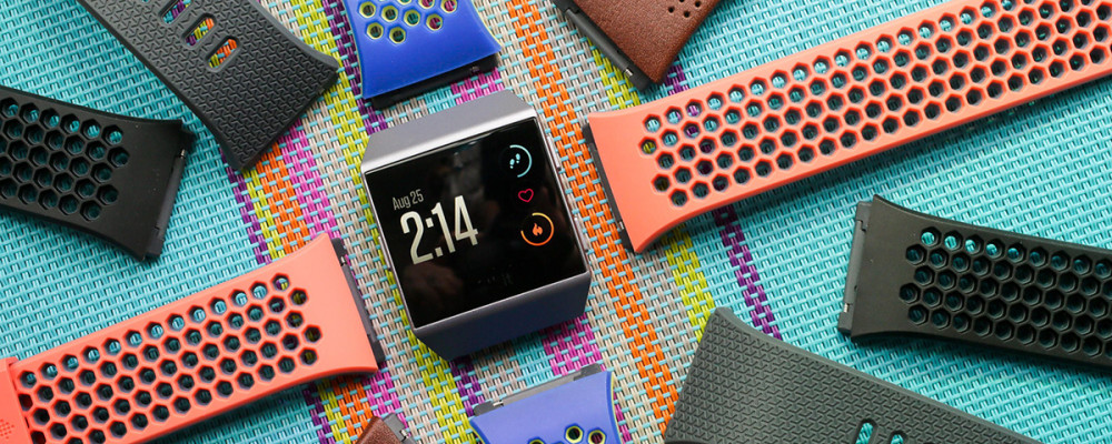 Recensione smartwatch Fitbit Ionic