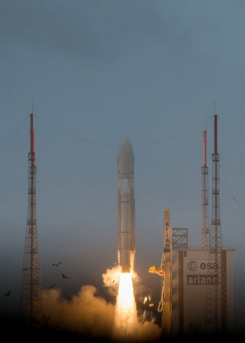 Galileo lifts off node full image 2 ESA Manuel Pedoussaut