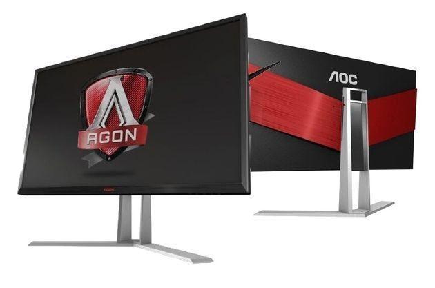 Agon nuova linea di monitor premium per giocare di aoc for Refresh significato