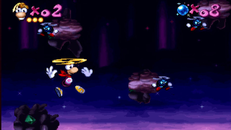 Rayman The Original Game 4