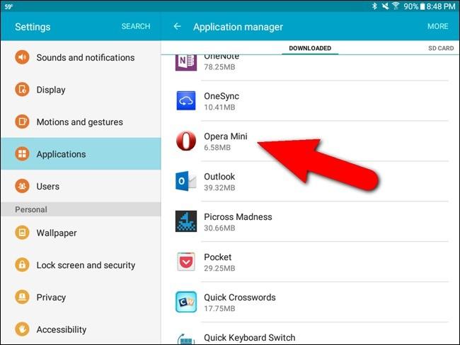 Come spostare applicazioni Android su SD | Salvatore Aranzulla