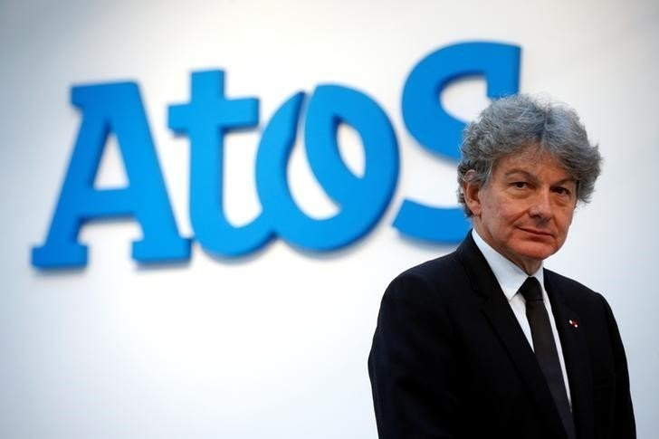 atos offers to buy gemalto for 43 billion euros to boost cyber security services