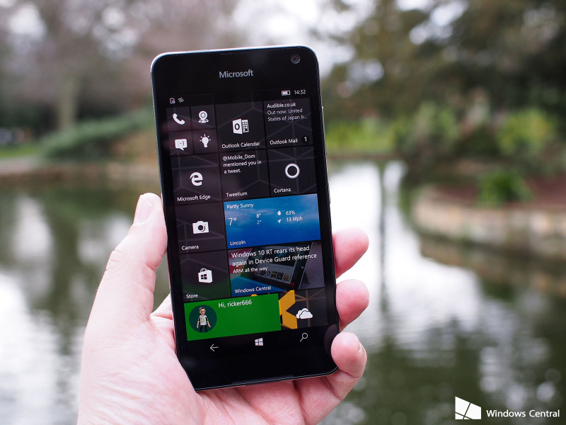 lumia 650 review 1