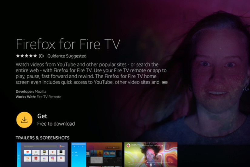 firefox fire tv 0