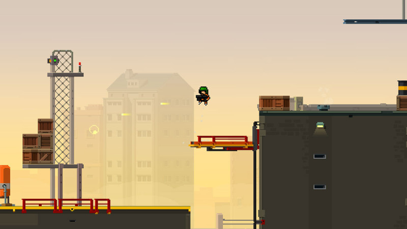 Prison Run and Gun Android Game 4