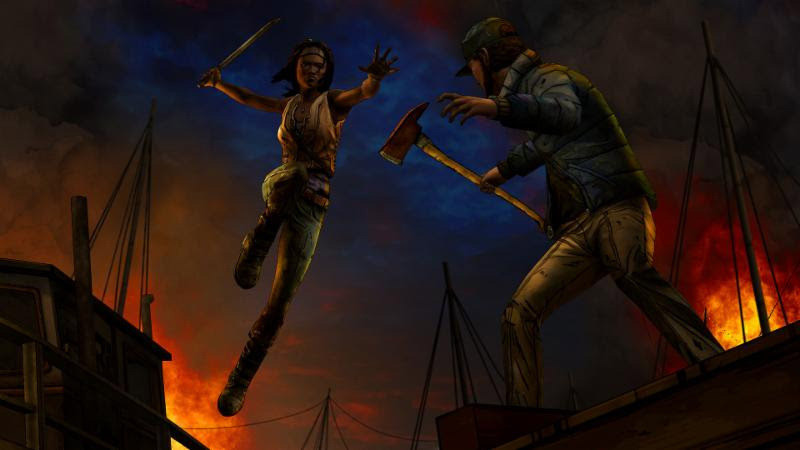 Walking Dead Michonne Ep 2 Android Game 1