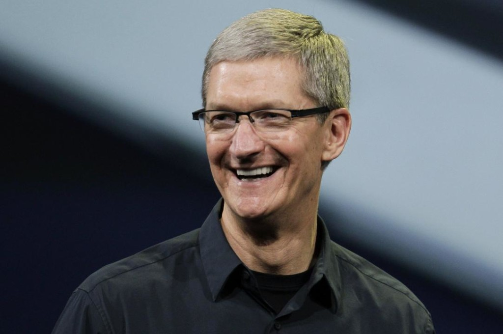 tim cook big