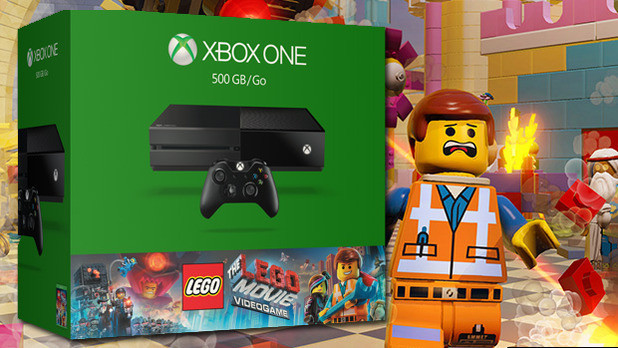 article post width Xbox One The LEGO Movie Videogame bundle