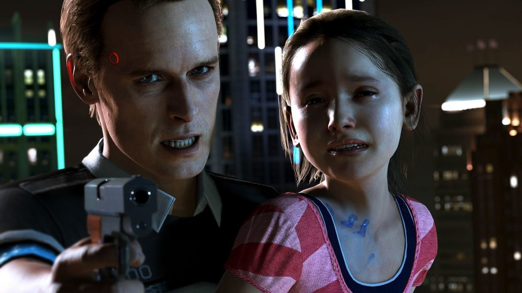 Become Human non girerà in 4k nativi