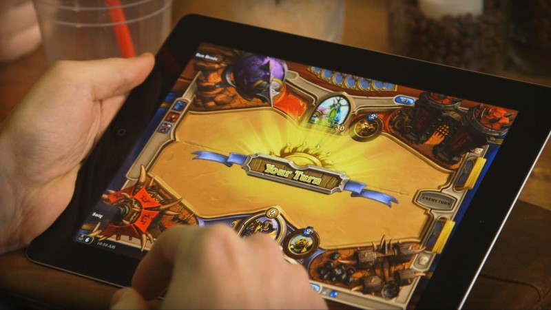 Hearthstone iPad mobile games