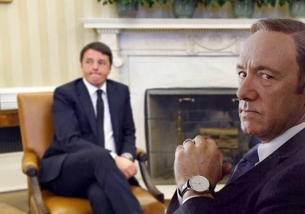 Banda larga: Renzi lancia il Piano Enel