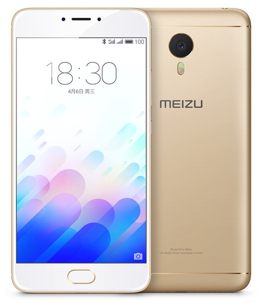 Meizu M3 Note render 5
