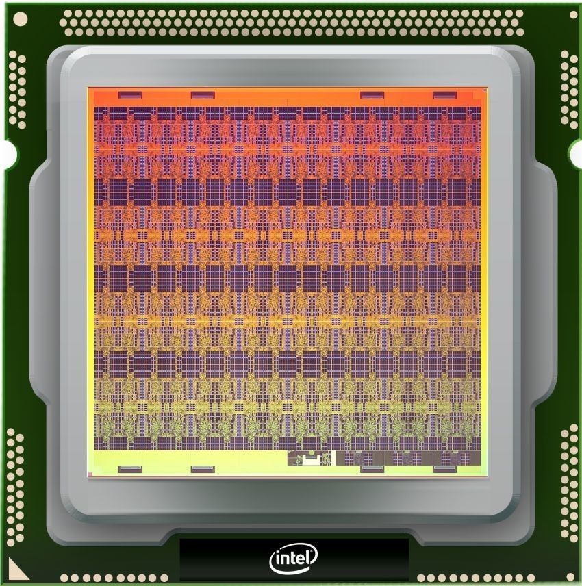 Intel Neuromorphic chip Loihi
