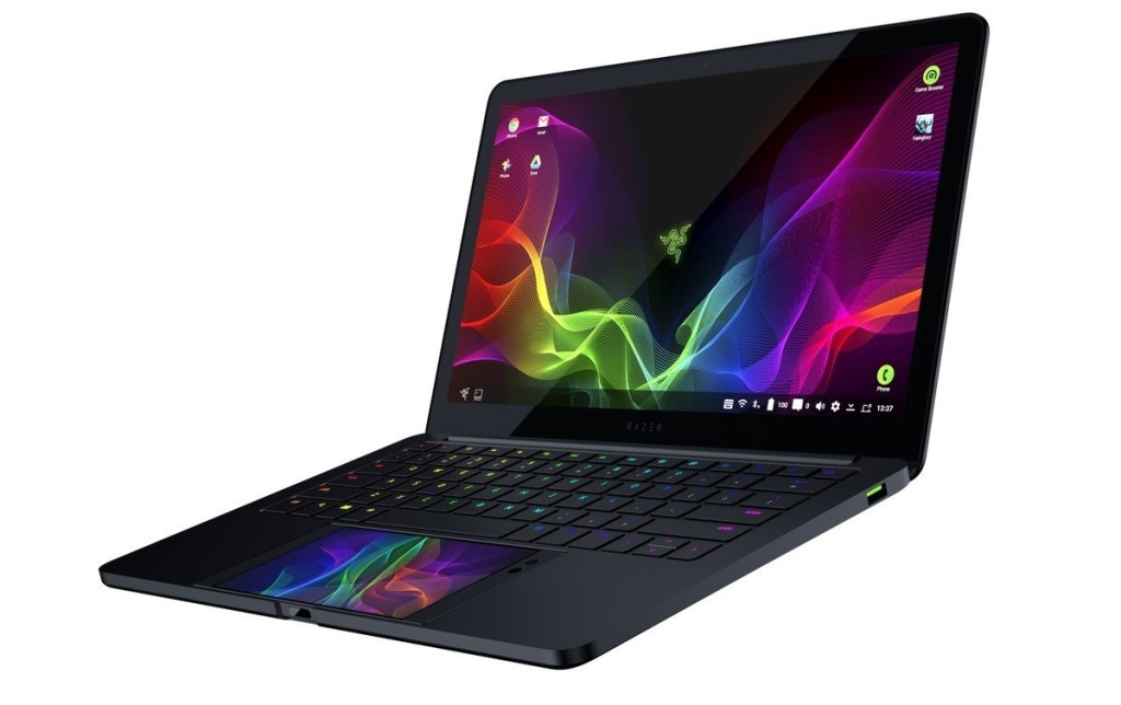 Project Linda: il Razer phone diventa un laptop da gaming | CES 2018