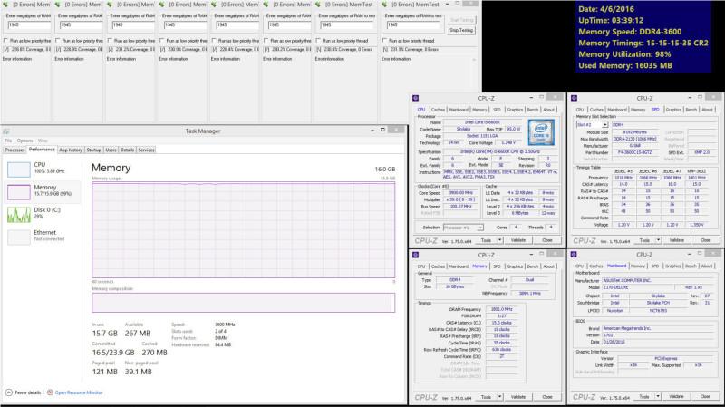 G.Skill svela un kit DDR4-3600 da 16 GB con timing CL15 - Tom's Hardware