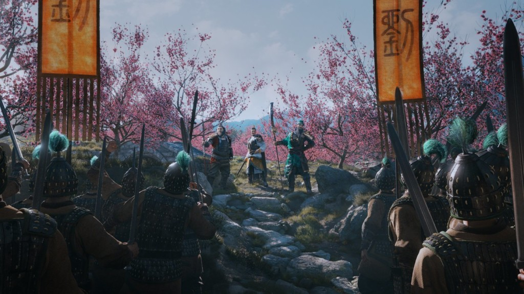Total War Three Kingdoms(2)