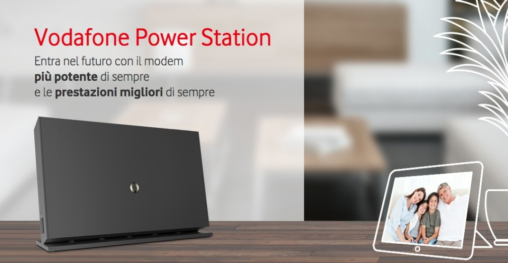 vodafone power station
