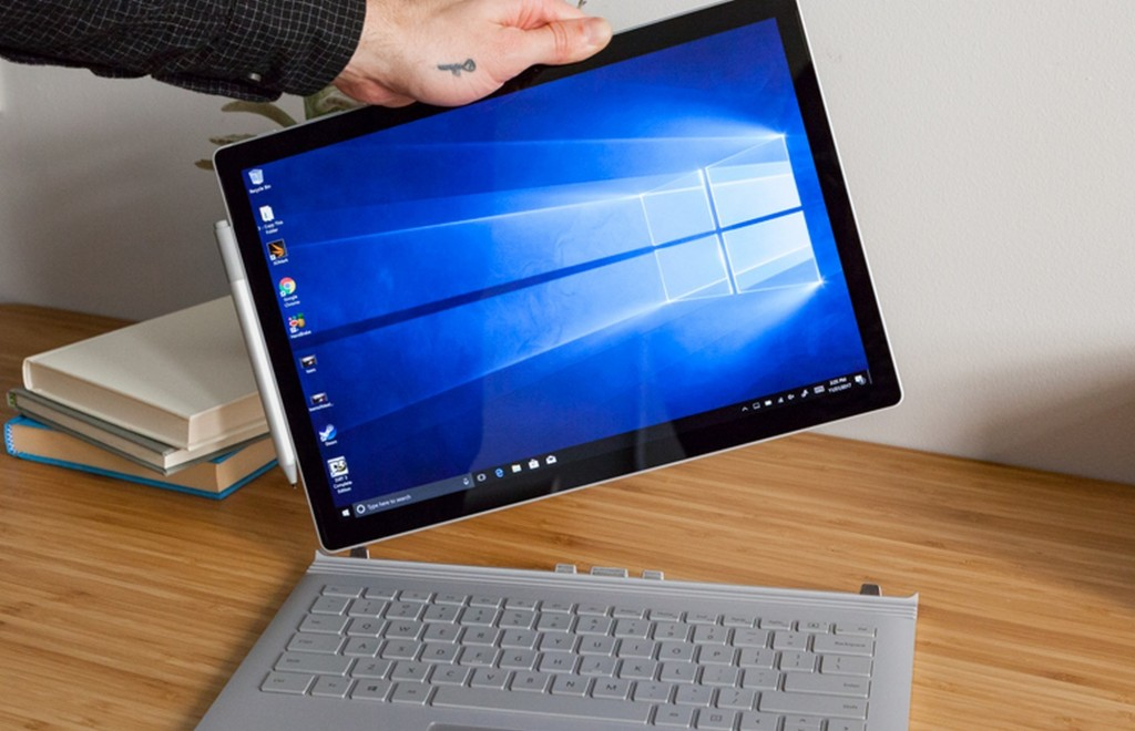 Microsoft Surface Book 2 9
