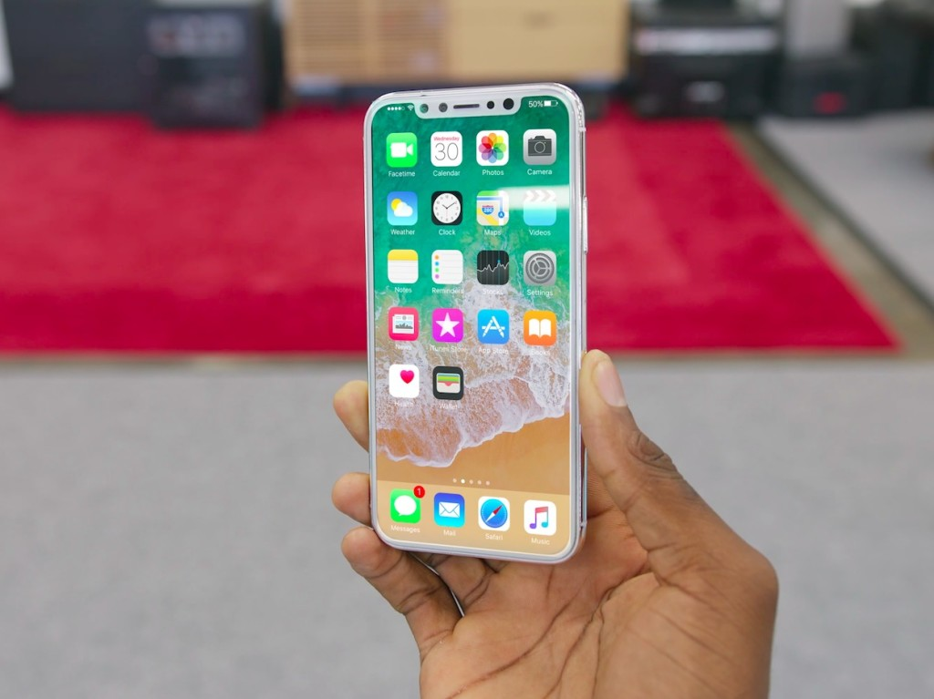 iPhone X vendite