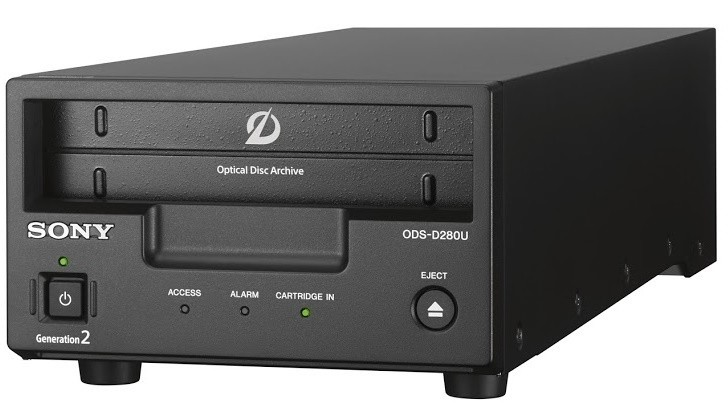 sony optical disc archive system 01