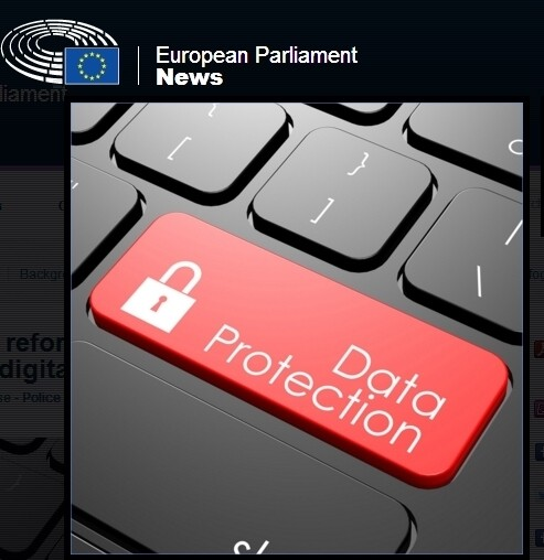 UE Data Protection
