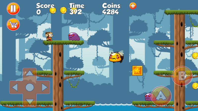 Oliver World Adventure Android Game 1