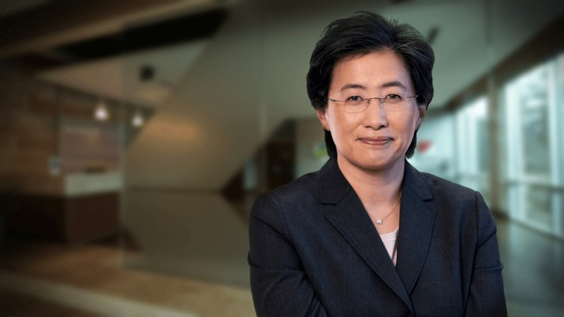 amd lisa su ceo
