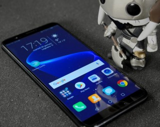 Recensione Honor View 10