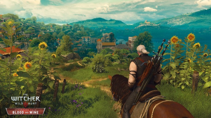 The Witcher 3 Blood and Wine 2