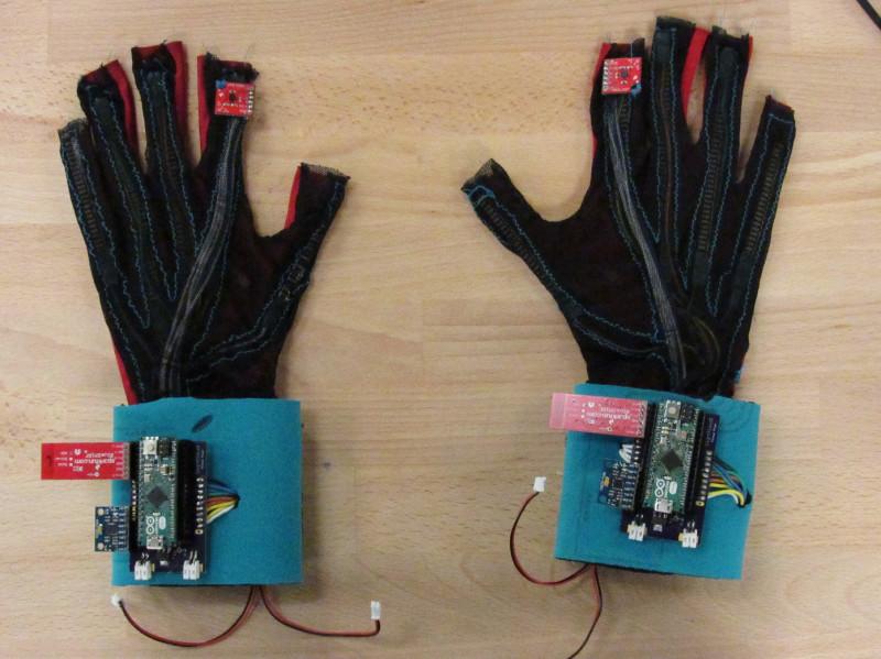 Ecco i guanti che fanno