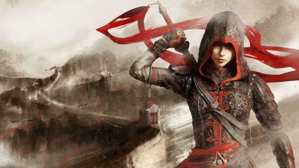 Assassin's Creed China Shao Jun