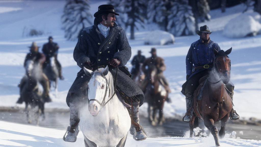 Red Dead Redemption 2 con modalità battle-royale?