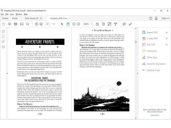 Téléchar Adobe Reader Scribus – Taarifa