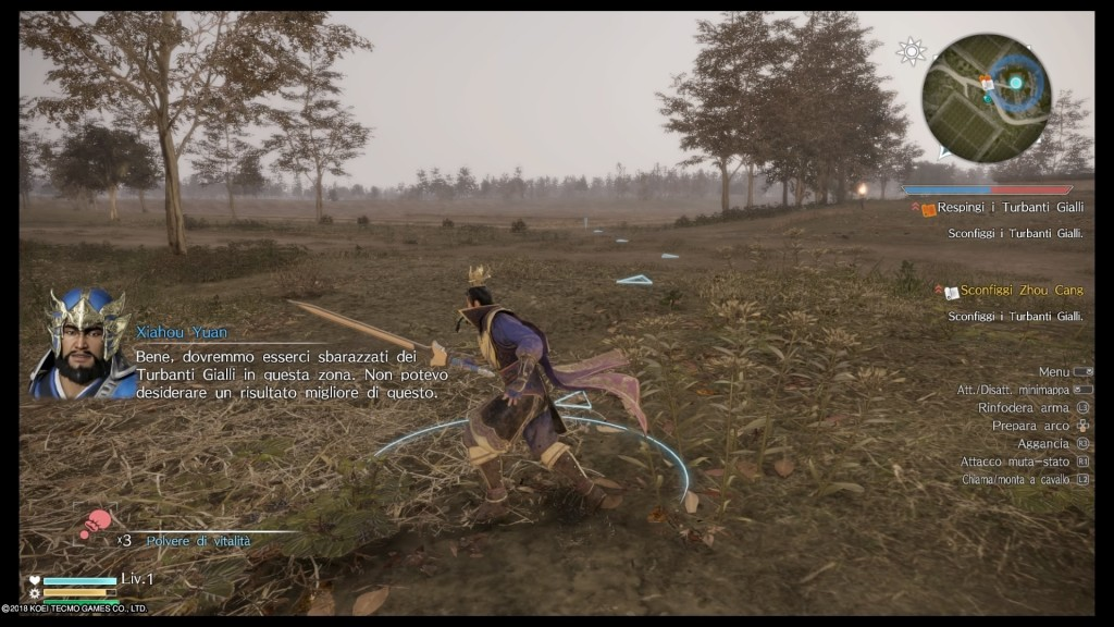 DYNASTY WARRIORS 9 20180202202943