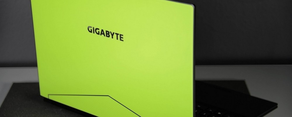 In arrivo il notebook Coffe Lake-H di Gigabyte