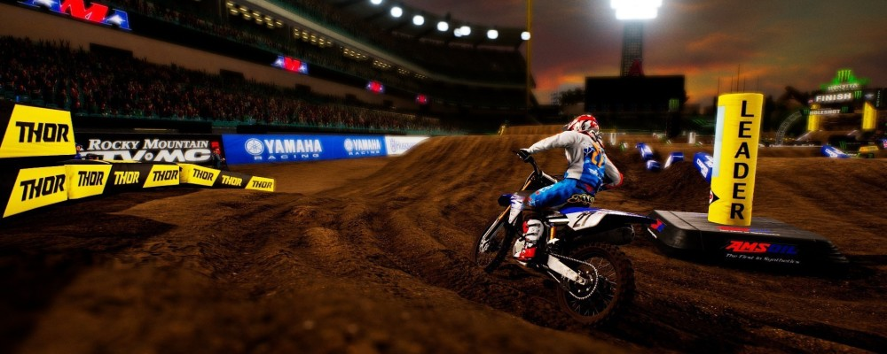 Recensione Monster Energy Supercross - Fango spettacolare