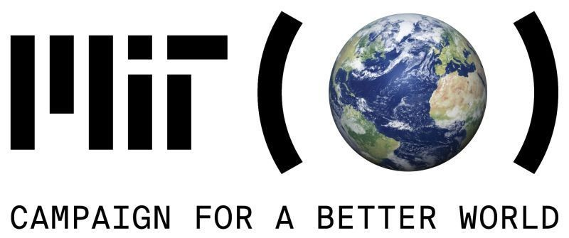 mit campaign for a better world